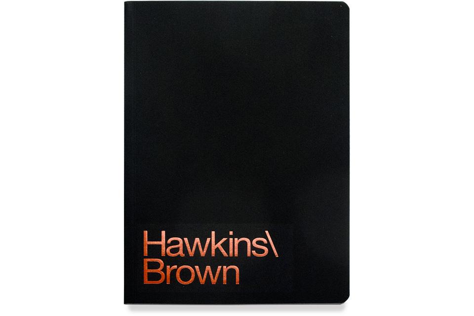 Hawkins Brown, Brand Book, Mike Bone, Design