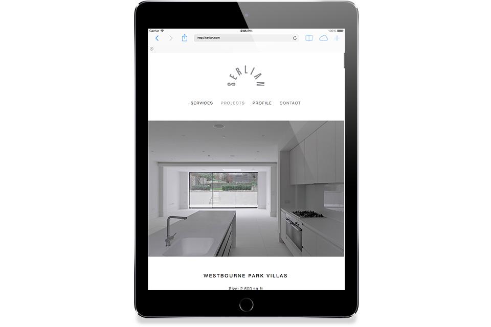 Serlian Website