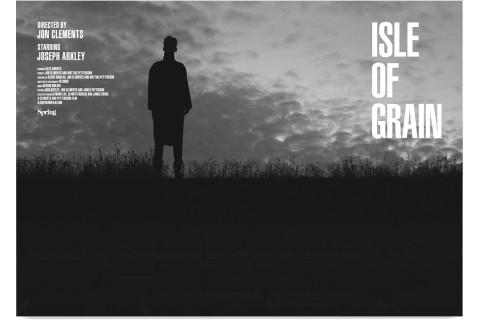 Isle Of Grain film poster