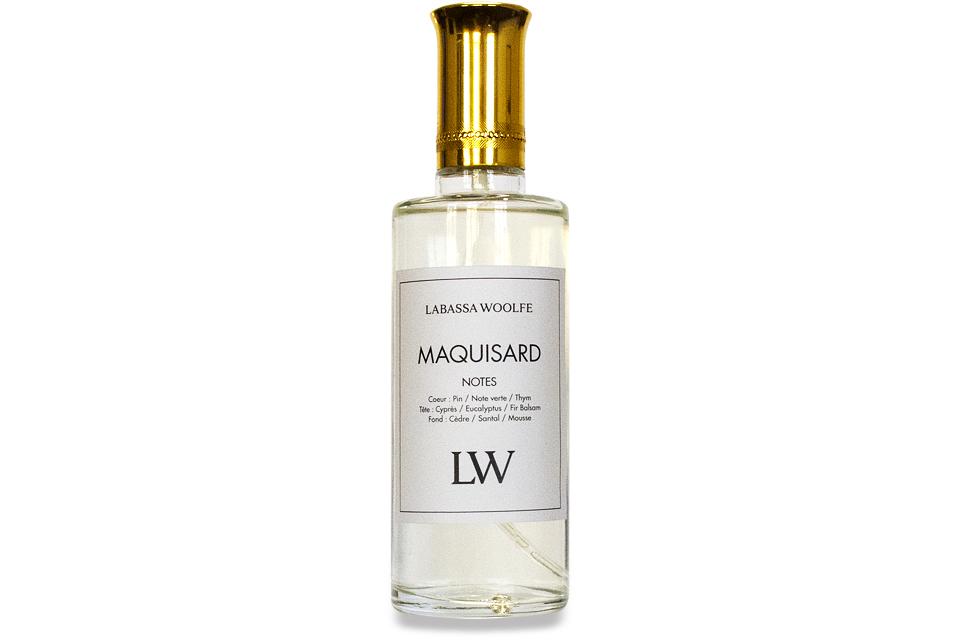 Maquisard Room Fragrance, Labassa Woolfe