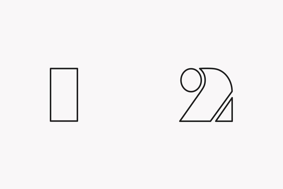 Twelve Gallery Identity, Logo, Branding