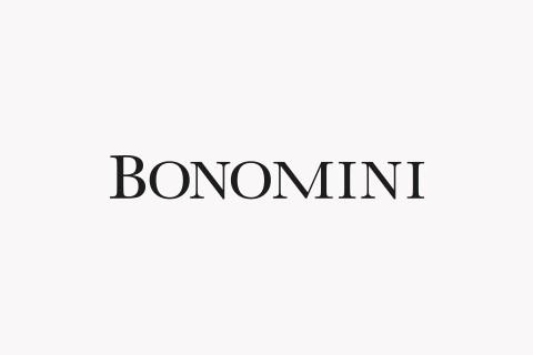Bonomini, Bonomini Hair, Identity, Logo, Design