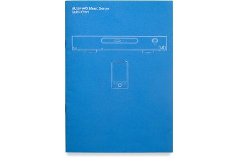 Hush AVX Music Server, Brochure, Mike Bone