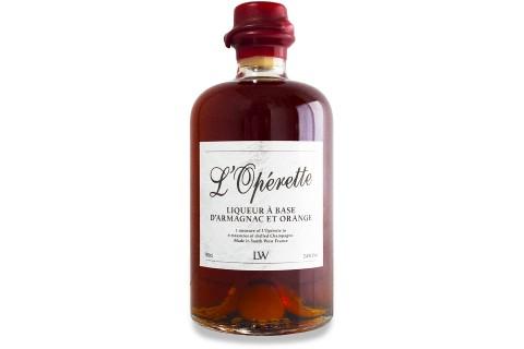 Labassa Woolfe, L'Opérette, Liqueur, Twist Silver, GF Smith Paper, Mike Bone, Mike Bone Design