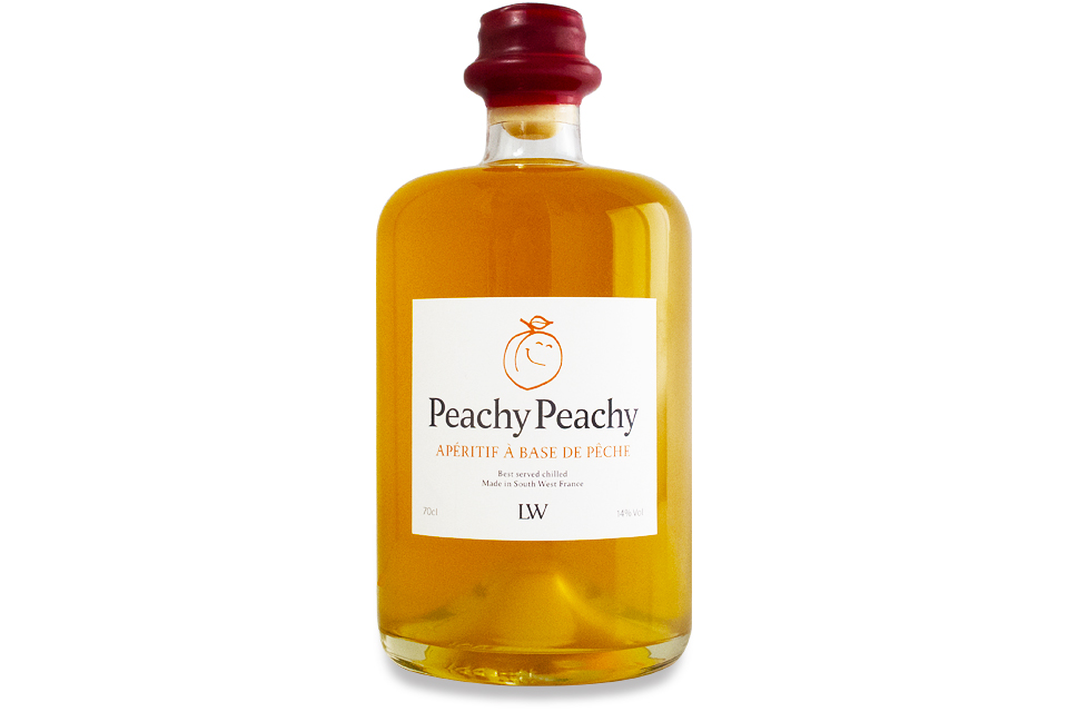 Labassa Woolfe, Peachy Peachy, Aperitif, Mike Bone, Mike Bone Design