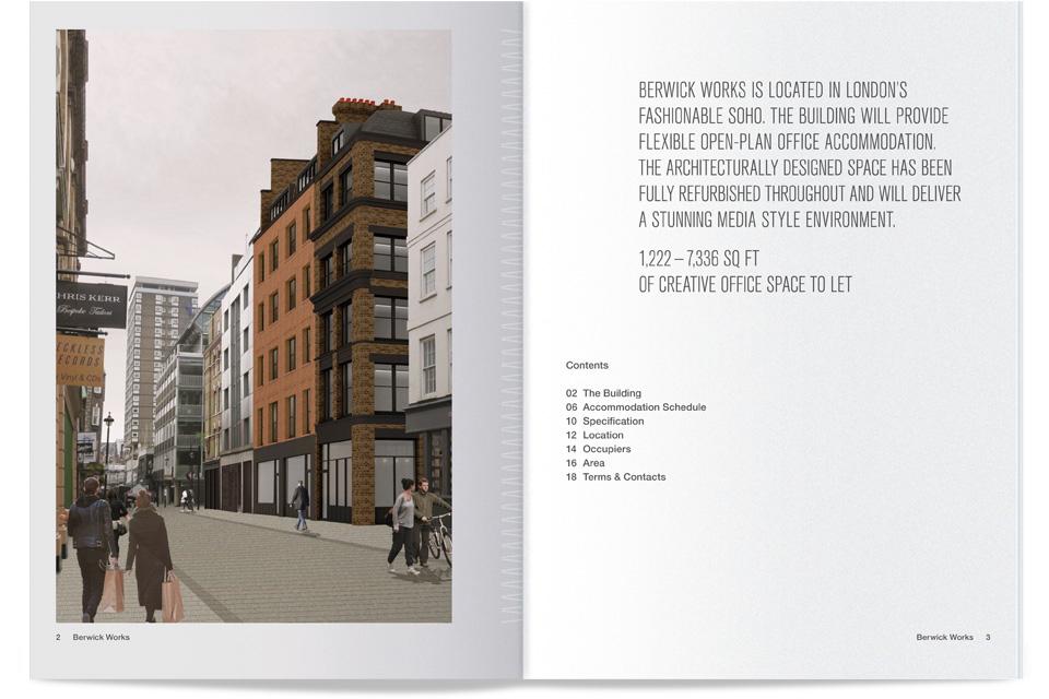 Berwick Works, Berwick Street, London, W1, Alexander Martin Architects, AMA, Robert Irving Burns, Rackham Construction, Norman Rourke Pryme, NRP