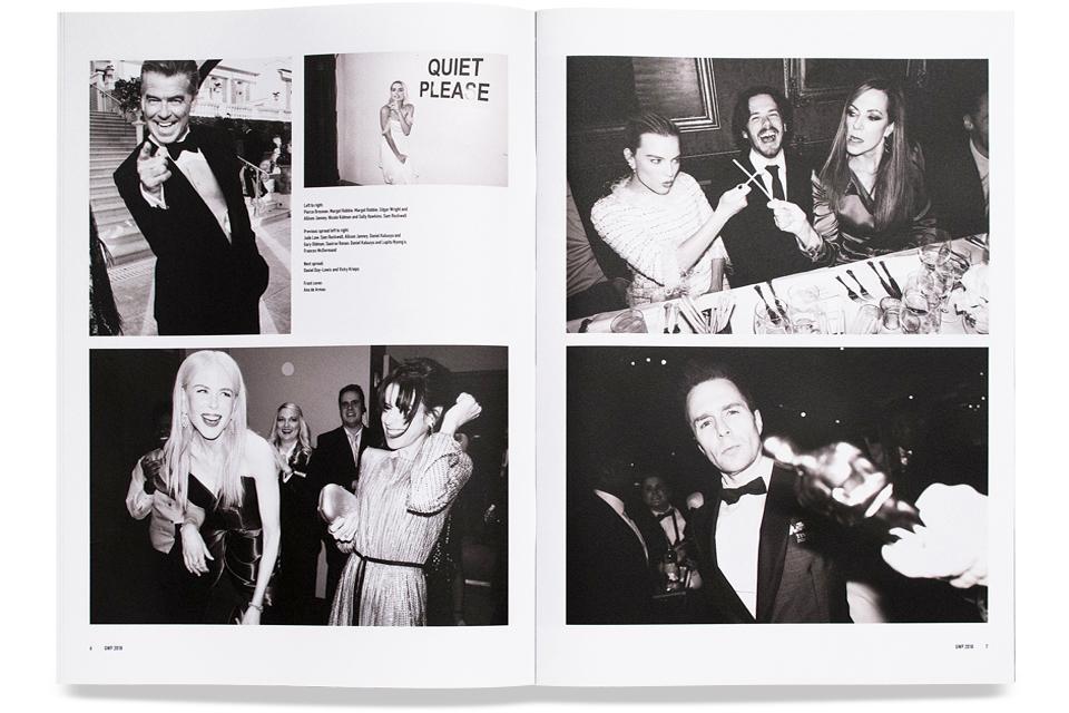 Greg Williams, GWP News Issue 3, Nicole Kidman, Magazine Cover. Mike Bone Design, Mike Bone